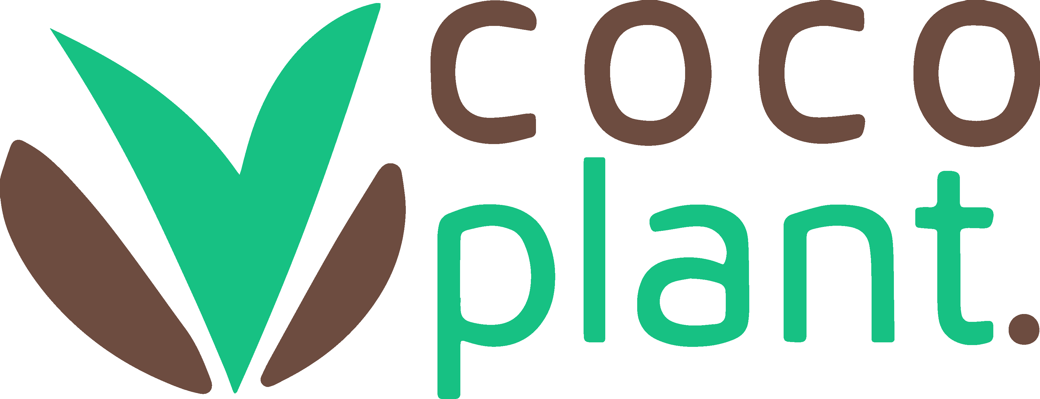 CocoPlant footer logo