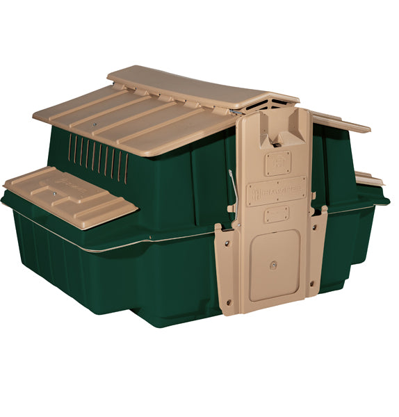 Ultimate Chicken Coop - Green