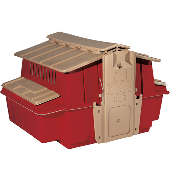 Ultimate Chicken Coop - Red
