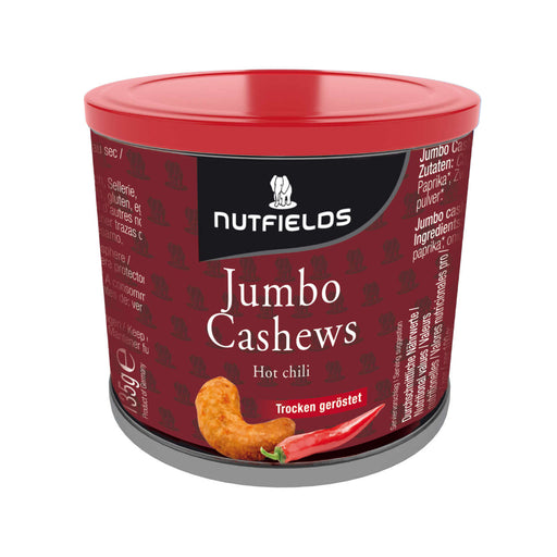 Bio JUMBO Cashewkerne | Hot Chili | 135 g