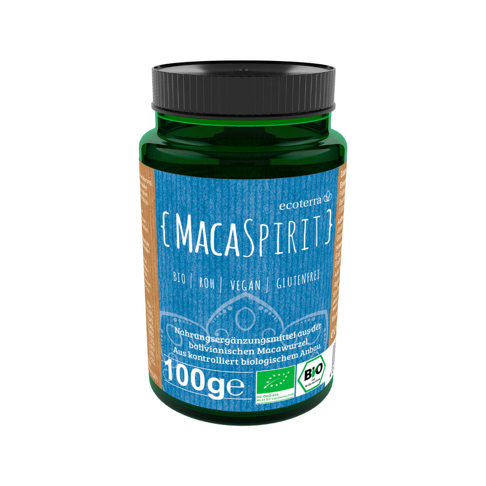 MACA SPIRIT - THE KALLAWAYA WAY - 100g Pulver BIO