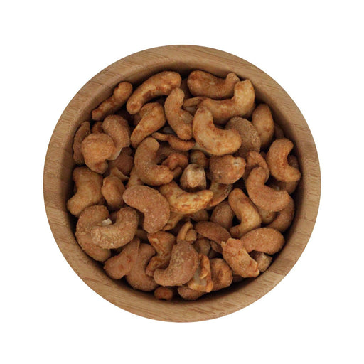 Bio Cashewkerne | Chili geröstet | vegan | Fairtrade | 500 g