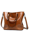 Multi Strap Tote Shopper Bag