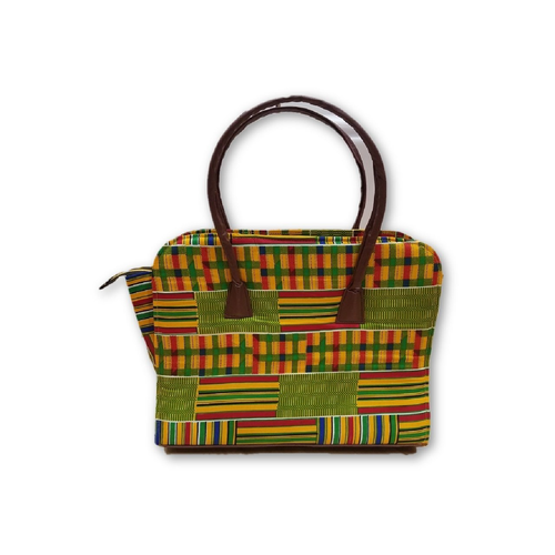 Large African Fashion Tote
