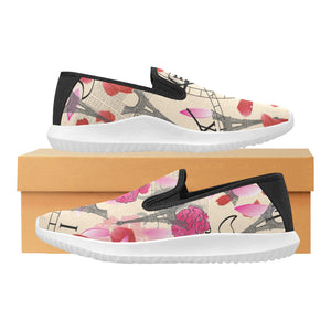 Pre-Order - AMMA JO Sport Paris Amour Slip On Walking Shoes