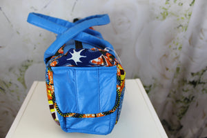 Bella African Duffle Bag