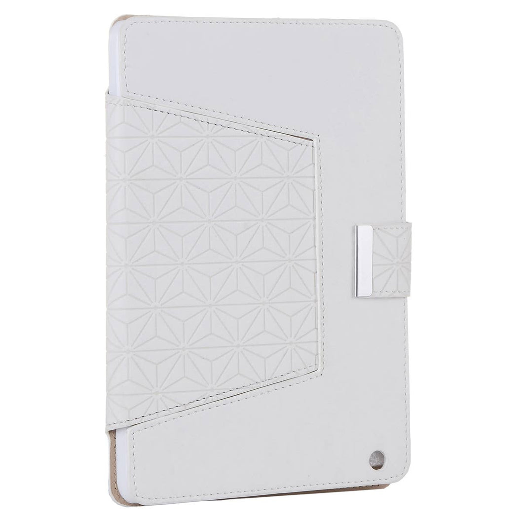 White Textured iPad Mini Case