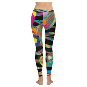 AMMA JO Sport Wild Flower Leggings
