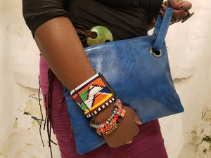 AMMA JO Style Spring/Summer Clutch Pouch