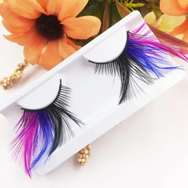 "AMMA JO "" Flamingo"" Lashes"