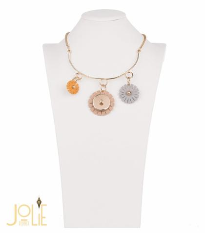AMMA JO BELLISSIMO Florita Necklace Yellow / Gold