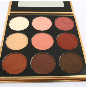 Signature Warm Tones Eyeshadow Palette