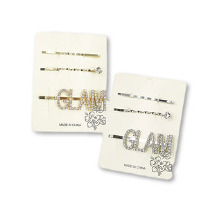 Open image in slideshow, AMMA JO GLAM Hair Pin Set