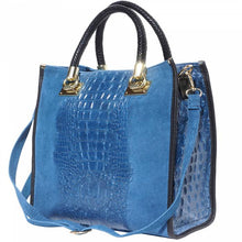 2020 MODA Lady Tote - Royal Blue (Made in Italy)
