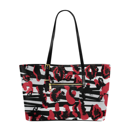 AMMA JO Cheetah Rouge Tote
