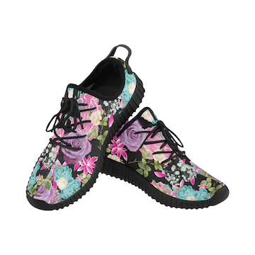 Evening Gardens Running Shoe