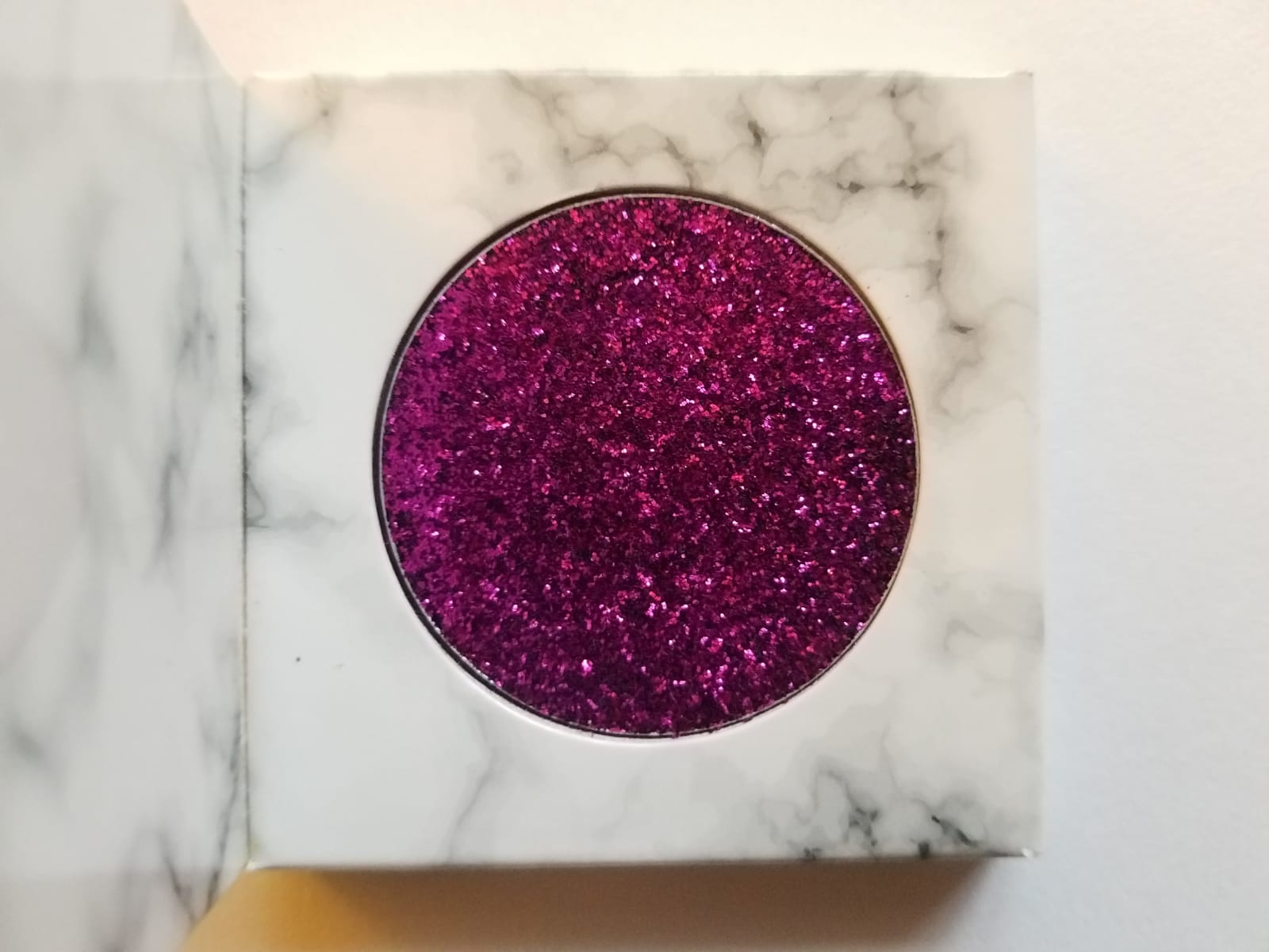 Magenta Magic Glitter Single Eyeshadow