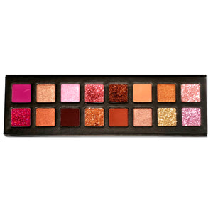 AMMA JO Illustria 16 Pc  Eyeshadow Palette