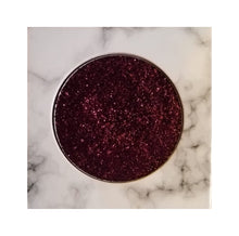 Merlot Wine Glitter Single Eyeshadow