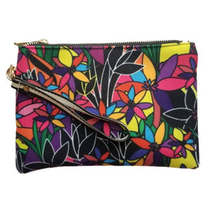 Open image in slideshow, 2020 AMMA JO La Fleur Manhattan Wallet Clutch