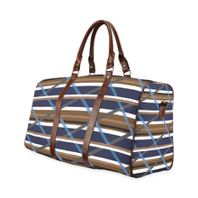 Mocha Man Plaid Duffle