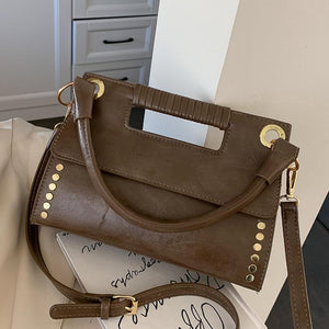 The Dalia Bag - Muted Tan