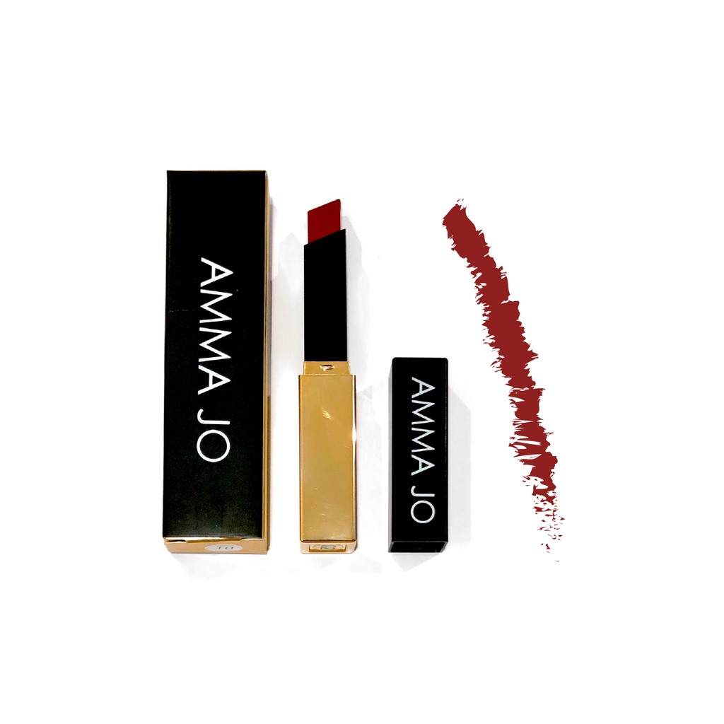 Power Red Matte Lipstick 02