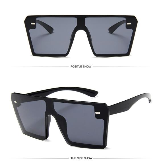 Queen Boss Noire Sunglasses