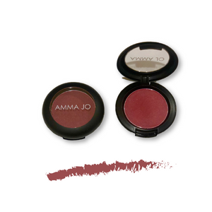 Rosey Red Single Eyeshadow