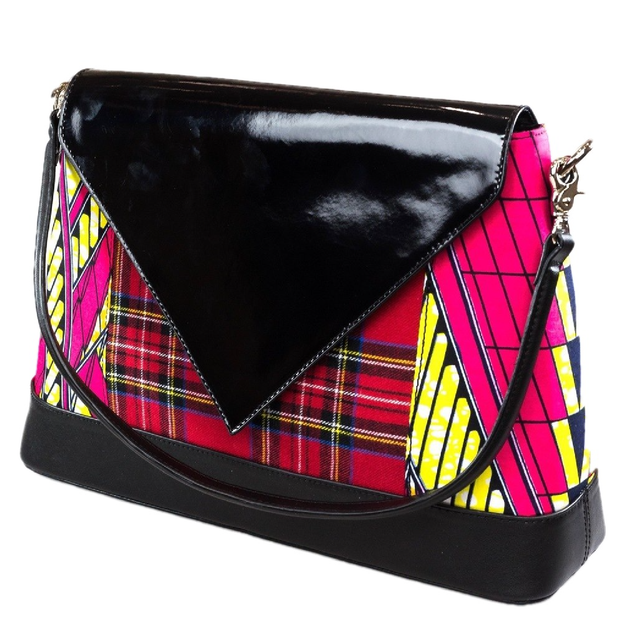 Patent Leather Lady Bag 1