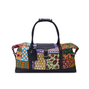 AMMA JO- Tropic Travel Duffle & Overnight Bag