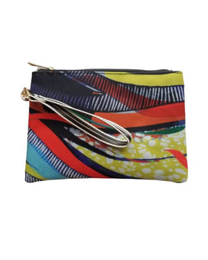 Open image in slideshow, 2020 AMMA JO Wild Thing Manhattan Wallet Clutch