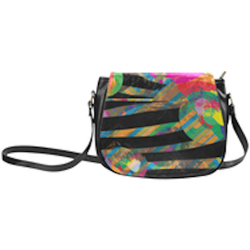 Wild Flower Mini Crossbody