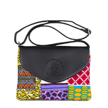 Tropic Messenger Crossbody Bag