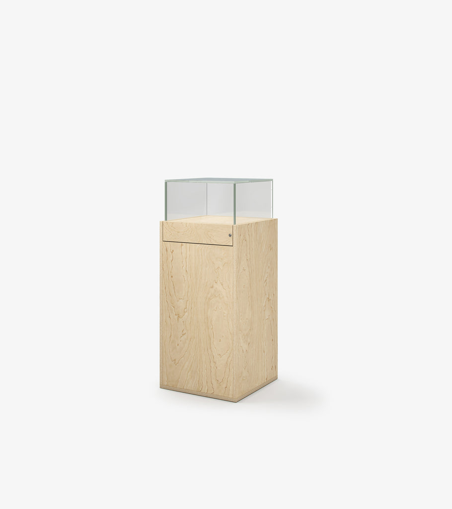 Display Case - Birch Veneer by FoundPop