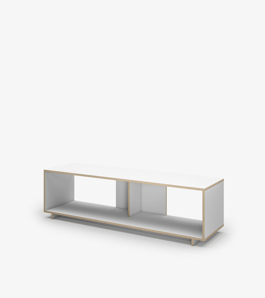 Shelving Unit - White by FoundPop