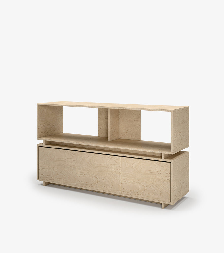 Shelving Unit with Storage - Shelving Unit with Storage by FoundPop