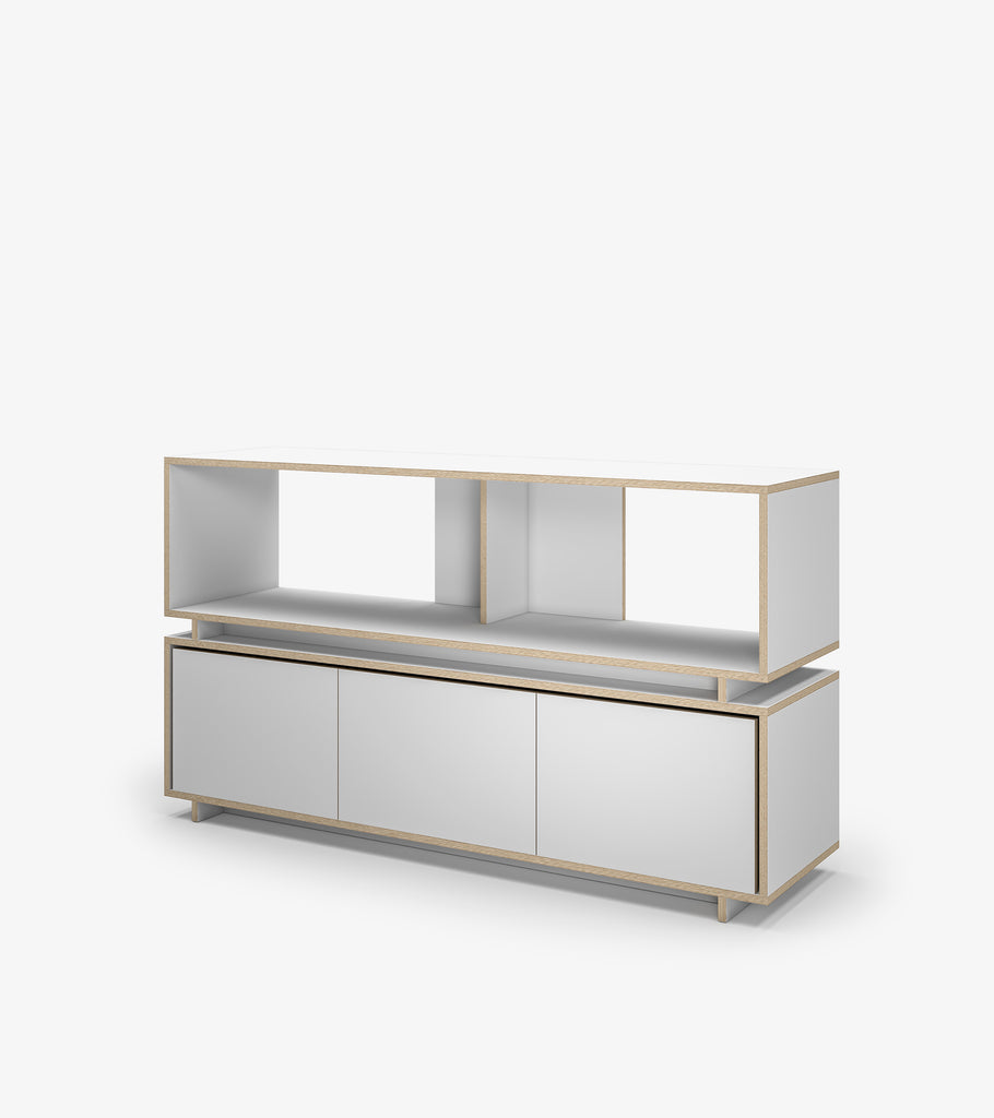 - Shelving Unit with Storage by FoundPop
