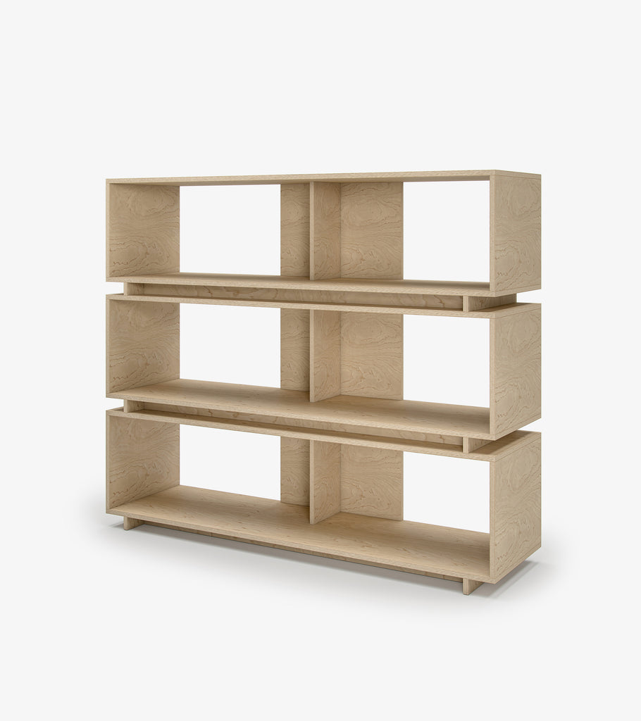 Shelving Unit - Birch Veneer by FoundPop