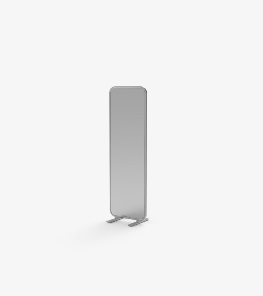 Mirror - Brushed Stainless by FoundPop