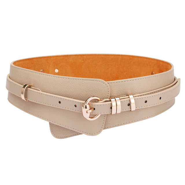 Two-in-One Genuine Leather Belt-The fashionabler
