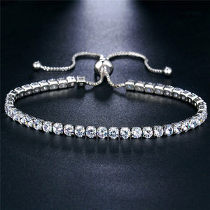 Tennis Bracelet-The fashionabler