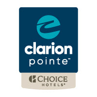 Clarion Pointe Logo - Sable Hotel Supply