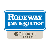 Rodeway Inn & Suites Logo - Sable Hotel Supply