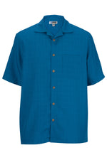 Jacquard Batiste Camp Shirt - Econo Lodge Inn & Suites