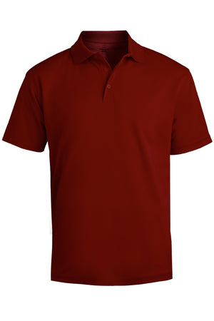 Men's Hi-Performance Mesh Short Sleeve Polo - EconoLodge