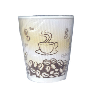 Generic Ripple Cup - Individually Wrapped