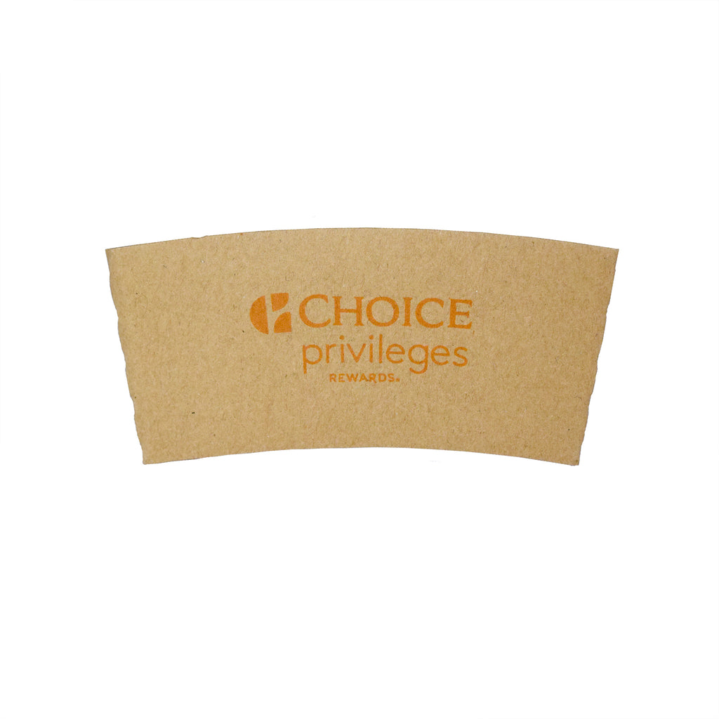 Choice Privileges Cup Sleeve