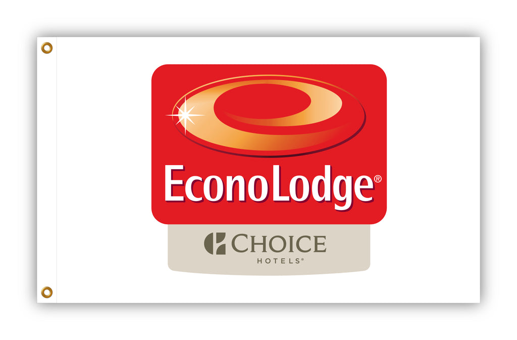 Econo Lodge Flag