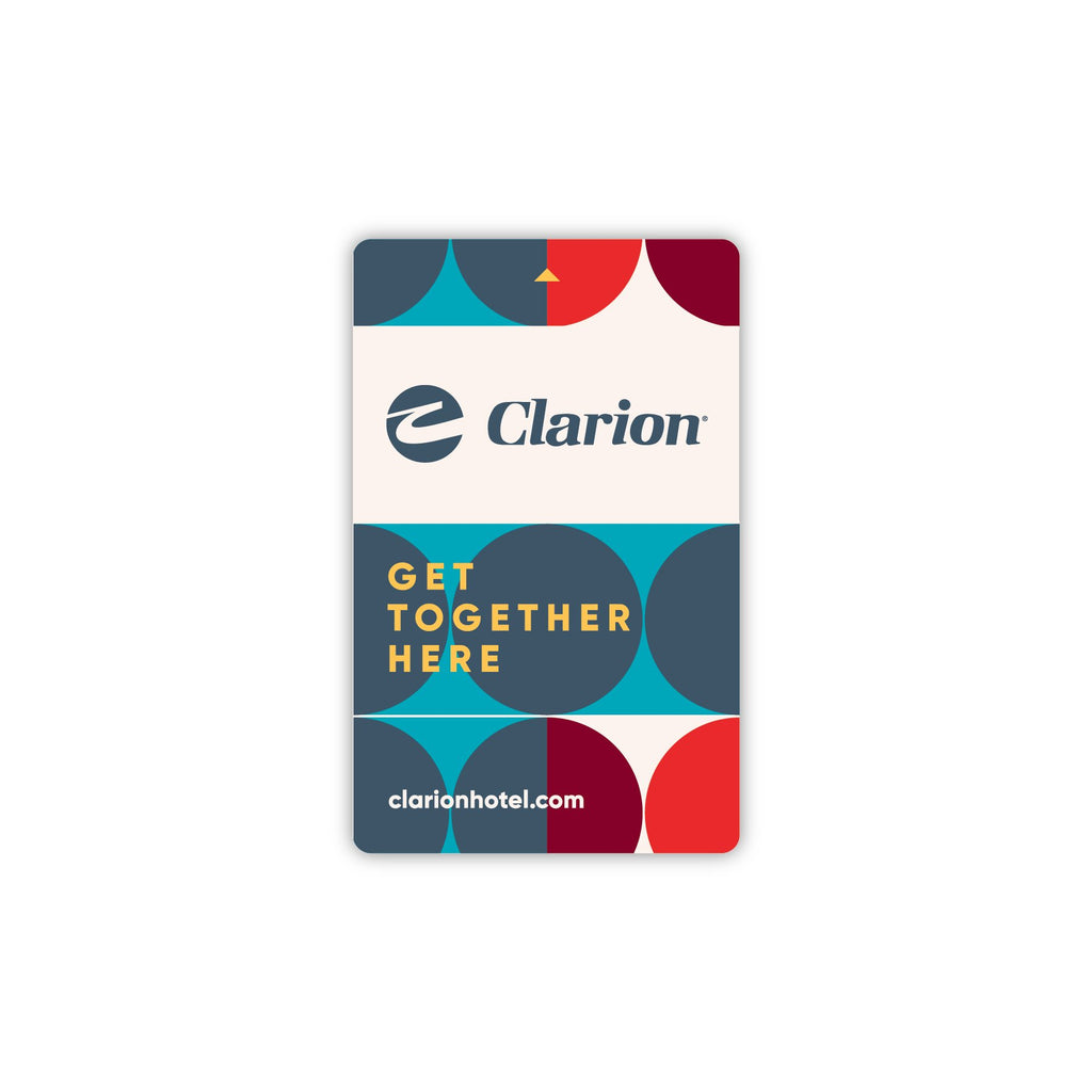 Clarion Key Card